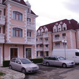 Fotografie hotelů: Hotel Aristokrat, Obzor