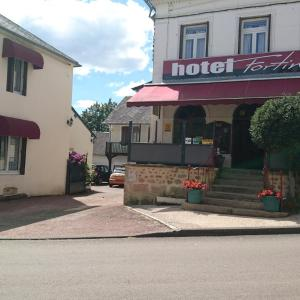 Hotel Pictures: Hotel Fortin, Anost