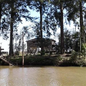 ホテル写真: Cabañas a los 4 vientos, Tigre