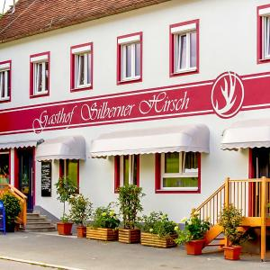 Zdjęcia hotelu: Gasthof Silberner Hirsch, Güssing