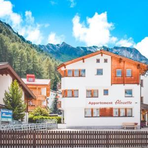 Hotel Pictures: Apartment Alouette, Samnaun