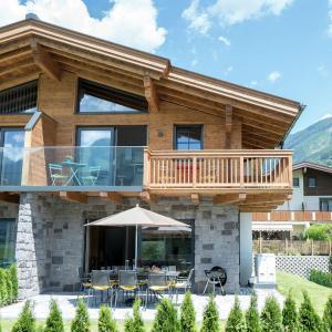 Hotellikuvia: Chalet Bergbiberhaus, Piesendorf