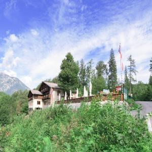 酒店图片: Gasthof Pass Lueg Höhe, 哥林素萨尔察赫