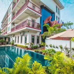 Foto Hotel: Kaorm Hotel, Siem Reap