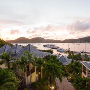 Fotografie hotelů: Antigua Yacht Club Marina Resort, English Harbour Town
