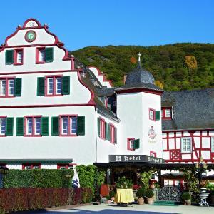 Hotelbilleder: Hotel Rheingraf, Kamp-Bornhofen