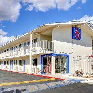 Zdjęcia hotelu: Motel 6 Santa Fe, Santa Fe
