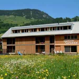 Hotelbilleder: Apartments Susanne, Au im Bregenzerwald