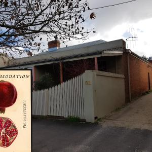 Hotelbilleder: Fig Cafe and Accommodation, Castlemaine