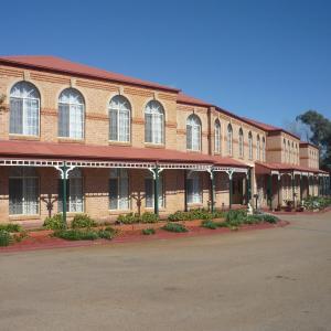 Hotelbilleder: Heritage Motor Inn Goulburn, Goulburn