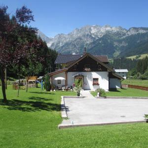 Фотографии отеля: Ferienhaus Schwarzenbacher, Лунгёц