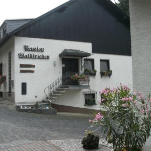 Hotel Pictures: Pension Waldfrieden, Maring-Noviand