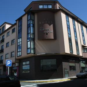 Hotel Pictures: Hotel Pontes do Eume, Puentes de García Rodríguez