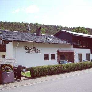 Hotel Pictures: Pension Waldblick, Höchst im Odenwald