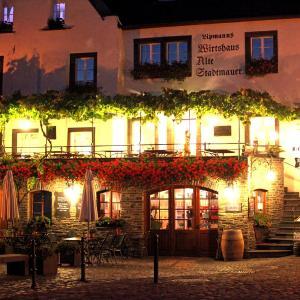 Hotelbilleder: Hotel Restaurant Alte Stadtmauer, Beilstein