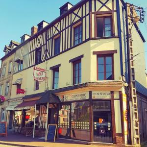 Hotel Pictures: Le Normandie, Beuzeville