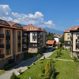 ホテル写真: Hotel Bojur & Bojurland Apartment Complex, バンスコ