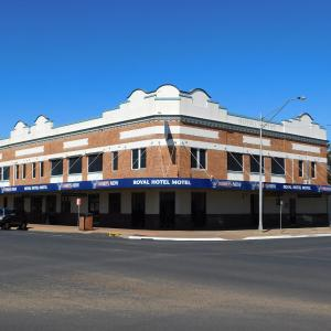 Foto Hotel: Royal Hotel Moree, Moree