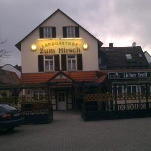 Hotel Pictures: Hotel zum Hirsch am Bahnhof, Oberursel