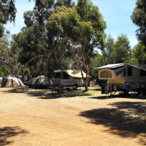 Zdjęcia hotelu: Western KI Caravan Park & Wildlife Reserve, Flinders Chase