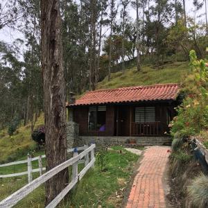 Hotel Pictures: Cabañas Truchas Cocora, Salento