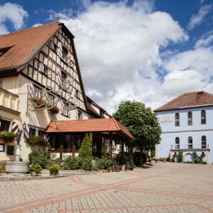 Hotelbilleder: Hotel Brauereigasthof Landwehr-Bräu, Reichelshofen