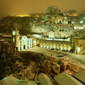 Foto Hotel: Caveoso Hotel, Matera