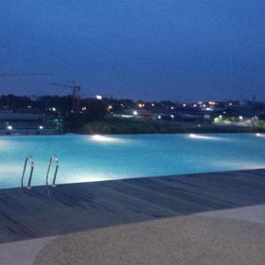 Fotos do Hotel: Haifa Residence, Johor Bahru