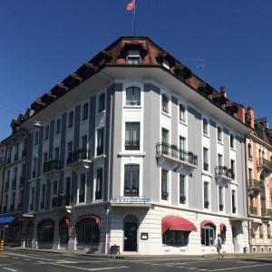 Hotel Pictures: Hôtel des Alpes, Nyon
