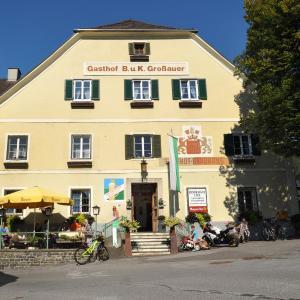 Hotel Pictures: Gasthof Brauhaus, Übelbach