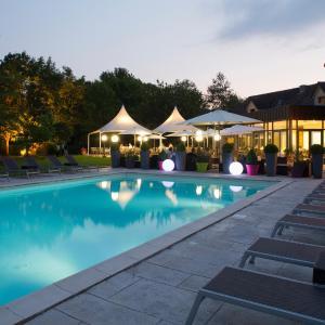 Hotel Pictures: Le Dracy Hôtel et Spa, Dracy-le-Fort