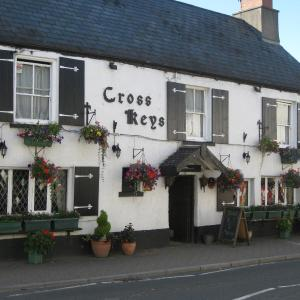 Hotel Pictures: The Crosskeys Inn, Usk
