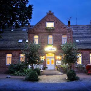 Hotelbilleder: Land-gut-Hotel Pension Allerhof, Frankenfeld