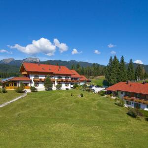 Hotelbilleder: Landhotel zum Bad, Krün
