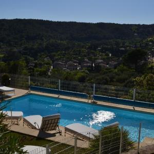 Hotel Pictures: Tivoli en Provence, Cotignac