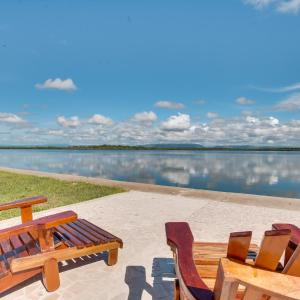 Hotel Pictures: Villa Laguna Gecko, Placencia Village