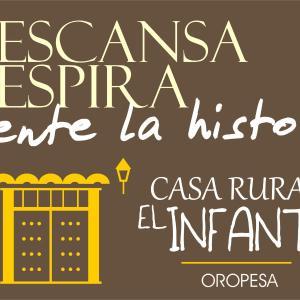 Hotel Pictures: Casa Rural El Infante, Oropesa