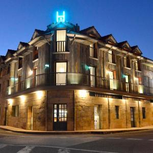 Hotel Pictures: Hotel La Alfonsina, Santibáñez de Villacarriedo