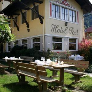 Фотографии отеля: Hotel Post, Гроскирхгайм