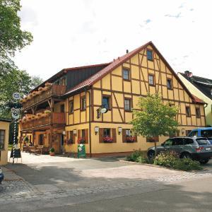 Hotelbilleder: Gasthof Schönau, Heilsbronn