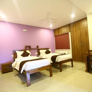 Hotellikuvia: Yali Service Apartment, Chennai