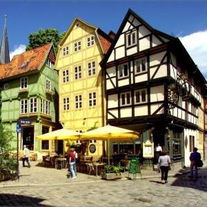 Hotelbilleder: Schlaf-gut Appartments, Quedlinburg
