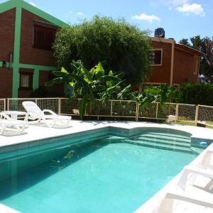 ホテル写真: Cabañas Ayasan, Villa Cura Brochero