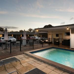 Foto Hotel: New Crossing Place Motel, Seymour