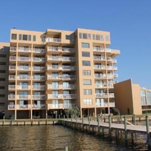 ホテル写真: Compass Point Unit 507, Gulf Shores