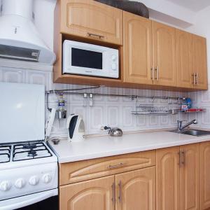 Фотографии отеля: Spacious Apartment on Dmytriivska street, Киев