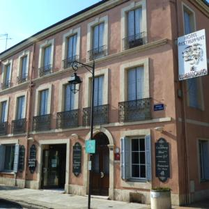 Hotel Pictures: Hotel Le Luxembourg, Moissac