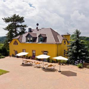 Hotelbilleder: Pension Kroppental, Schönburg