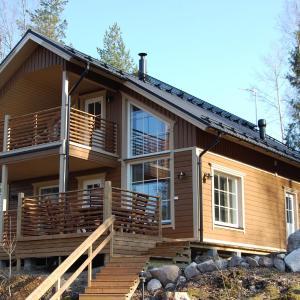 Hotel Pictures: Tapio's Villas, Ylämaa