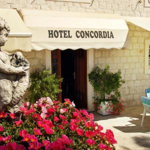 Hotellikuvia: Hotel Concordia, Trogir